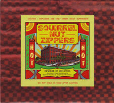 SQUIRREL NUT ZIPPERS - HOT