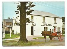 NSW - c1970s POSTCARD - HASTINGS DISTRICT HISTORICAL MUSEUM, PORT MACQUARIE, NSW