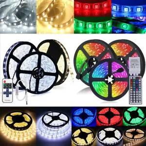 LED Stripe Streifen RGB 5050 5630 Band Leiste Licht Leuchte Lichterkette 1m-30m
