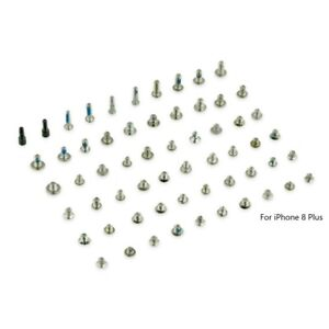 OEM Complete Screw Set with Bottom Screws for iPhone 8 Plus