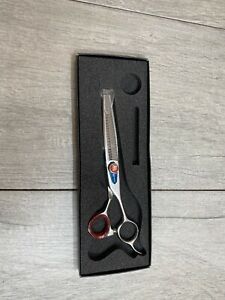Kenchii Grooming Five Star Swivel 46 Tooth Grooming Thinning Shears / Scissors