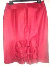 Cue Nylon Knee-Length Skirts for Women