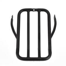 Detachable Rear Sissy Bar Backrest Fender Luggage Rack for Harley Davidson Black