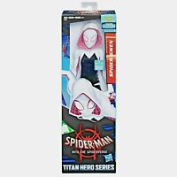 Spider-Gwen, Titan Hero Series. Walmart Exclusive - small indent in box corner