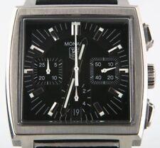 Relojes de pulsera automático TAG Heuer de acero inoxidable