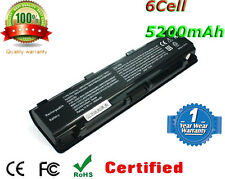 Laptop Battery for Toshiba Satellite C840 C845 C845D C850 C855 C870 C875 UK NEW