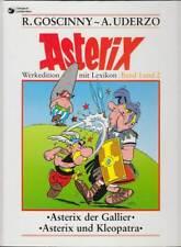 Asterix Werkedition mit Lexikon Nr. 1+2: Der Gallier / Kleopatra (1996) Z 1-