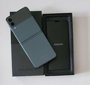 Samsung Galaxy Z Flip3 5G - Green - 128GB - Factory Unlocked - UK Spec (VATINC)