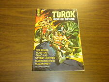 Turok - Son Of Stone #73 Gold Key Comics 1971 dinosaurs