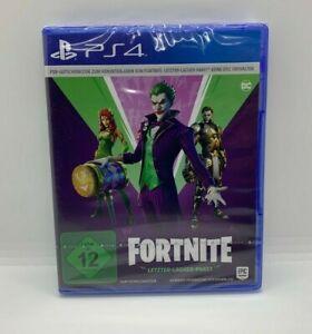 PS4 - Fortnite Letzter Lacher Paket - PlayStation 4 - Neu/OVP