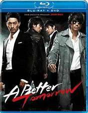 A BETTER TOMORROW (Jo Han-seon) - BLU RAY - Region Free - Sealed