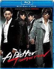 A BETTER TOMORROW (Jo Han-seon) - BLU RAY - Region Free - Sealed