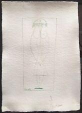 Lithographie von Pablo Picasso Handsigniert, Jahre 1952.