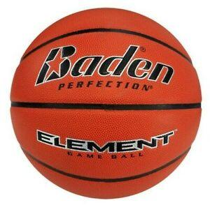 BADEN SX Rojo y Negro Bal/Ã/³n de Baloncesto