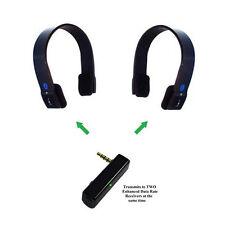 KOKKIA iSplitter_plus_2S10 : iSplitter PLUS 2 S10 EDR Bluetooth Stereo Headsets
