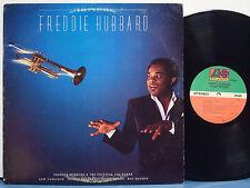 FREDDIE HUBBARD QUINTET Sweet Return NM 1983 ATLANTIC LP Lew Tabackin-Roy Haynes