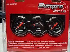 Cp8094 Sunpro Style Line 1 12 Mini Triple Gauge Kit Same As Cp8090