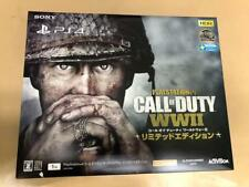 PlayStation 4 (PS4) Slim 1TB Limited Edition Console Call of Duty WWII
