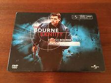 Case Bourne - the Bourne Identity - 2 dvd-steelbook-Collector's Edition