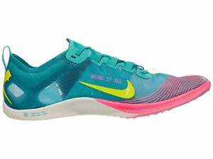 Nike Zoom Victory XC 5 Unisex Spikes Lakeside/Yellow Aj0847-402 SIZE 11