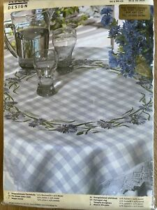 Rico Design Tablecloth Kit To Embroider Approx 90x90cm