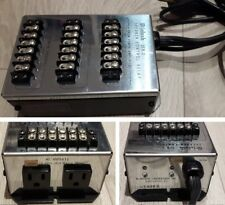 MCINTOSH SCR2 DIFFUSORI Speaker Control Relay C28 C30 C32 C33 C34 pre SCR 2