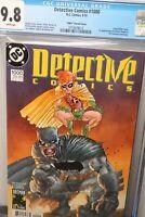 Detective Comics #1000 CGC 9.8 Frank Miller Variant 1st Appearance Arkham Knight
