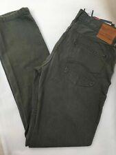 Tommy Hilfiger Men's jeans Scanton MATW GD olive green