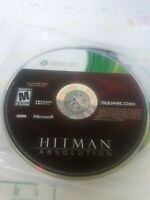 Hitman: Absolution (Microsoft Xbox 360, 2012) DISC ONLY Works!!
