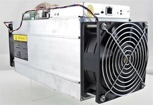 Bitmain Antminer S9 13.5TH Bitcoin Miner (No PSU) for Parts or Repair (M)