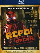 Repo! The Genetic Opera Blu-ray Region A BLU-RAY/WS
