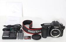 Canon EOS 30D Digitale Spiegelreflex Kamera DSLR Foto Body 8MP für EF/EF-S Obje