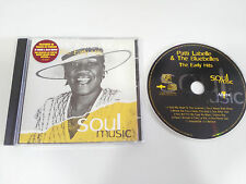 PATTI LABELLE & THE BLUEBELLES THE EARLY HITS SOUL MUSIC CD 1994 12 TRACKS