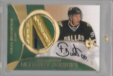 2008/09 ULTIMATE FABIAN BRUNNSTROM RC PATCH AUTO /25
