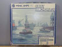 "TRI-ANG  MINIC SHIPS MODEL No.M904    "" FLEET ANCHORAGE SET ""       VN MIB"