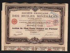 DECO => HUILES MINERALES (F)