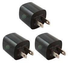 3 NEW USB Battery Home Wall AC Charger Adapter for Apple iPhone 3 3G 3GS 4 4G 4S