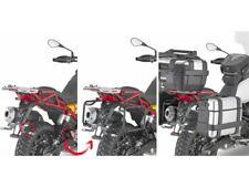 PLOR8203MK - Givi Portavaligie Laterale Monokey Moto Guzzi V85 TT (2019)