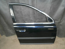 VOLVO XC90 2006 OFFSIDE DRIVER SIDE FRONT DOOR PANEL MAGIC BLUE 467
