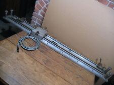 "ACU-RITE  Linear Encoder 54"" Slide Table, 10um (.0005),#383148-000, on heavy Al"