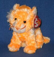 TY SANDALS the TIGER BEANIE BABY - MINT with MINT TAGS