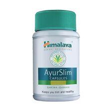 Himalaya Herbal Ayurslim materia grasa natural / pérdida de peso / Cuerpo Delgado Colesterol Tapas