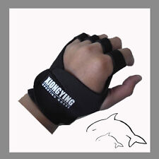 GYM GLOVES -- Grip PAD --- weight lifting NEW product strap #A002