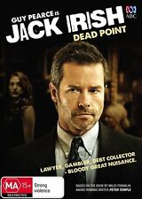Jack Irish - Dead Point (DVD, 2014) New ExRetail Stock Genuine & unSealed D65