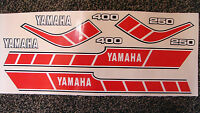 GRAPHICS RD250 RD400 / RD 250 400 BADGE STICKER DECALS RETRO MOTORCYCLE BIKE UK