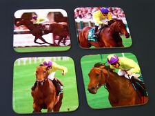 Sea The Stars Great Horse Racing Legend COASTER Set