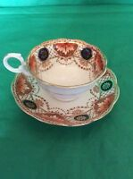 OXFORD CHINA ENGLAND CUP & SAUCER