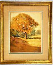 "Arthur Maude (England, 1874 - 1902) ""Richmond Park. Autumn"". (BI#MK/180517)"