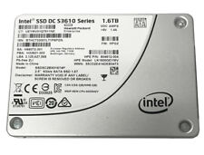 New HP / Intel DC S3610 Series 1.6TB 2.5-inch 7mm SATA III MLC (6.0Gb/s) SSD