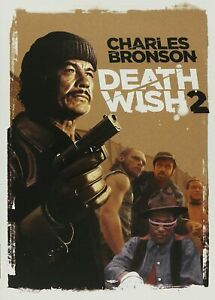 Death Wish 2 DVD NEW